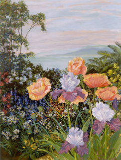 Botanical Bay 1994 Limited Edition Print - John Powell