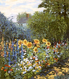 Sunflowers PP Limited Edition Print - John Powell
