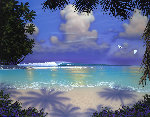 Magic Island 2003 Limited Edition Print - Steven Power