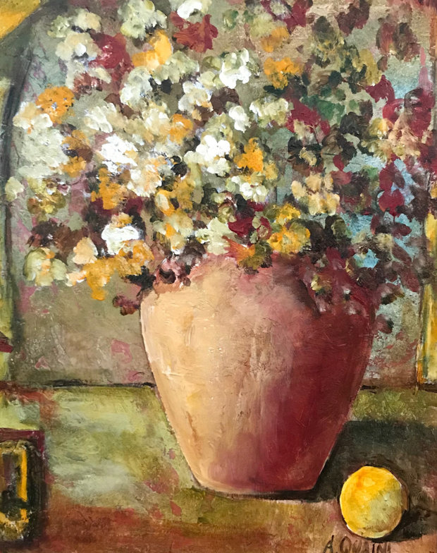 Pears 2002 40x30 By Alicia Quaini