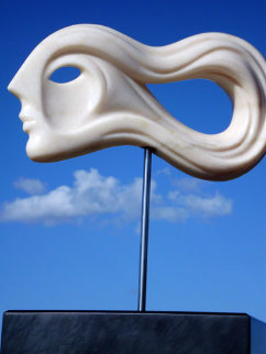 Lost Fragment Unique  Marble Sculpture 17 in Sculpture - Anthony Quinn