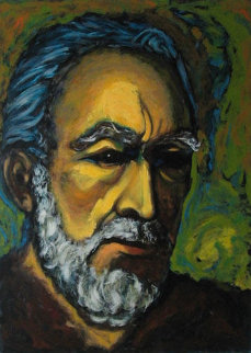 Zorba the Greek  AP 1993 Limited Edition Print - Anthony Quinn