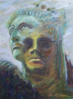 Facets of Liberty AP  Limited Edition Print - Anthony Quinn
