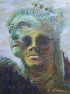 Facets of Liberty Limited Edition Print - Anthony Quinn