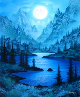 Sierra Moon 2005 Limited Edition Print - Jon Rattenbury