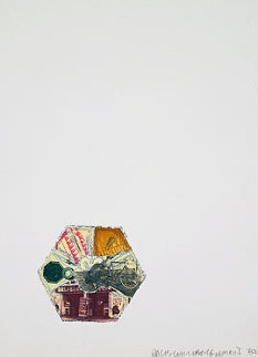 L.A. Flakes - 400' And Falling, And 2003 Limited Edition Print - Robert Rauschenberg