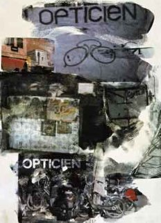 Site - 2000 Limited Edition Print - Robert Rauschenberg