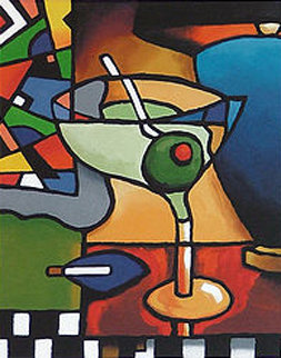 Dry Martini 2004 Limited Edition Print - Rene Lalonde