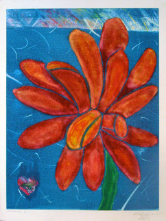 Returning 2 Works on Paper (not prints) - Shahrokh Rezvani