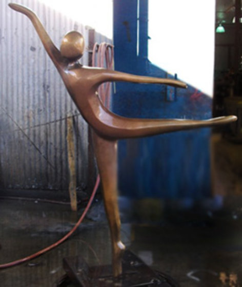 Arabesque (Large) Bronze Sculpture AP 2009 54x48