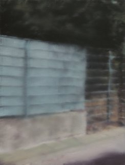 Fence (P13) 2015 Limited Edition Print - Gerhard Richter