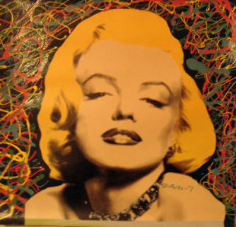 Marilyn Monroe, Seductive 2004 Limited Edition Print -  Ringo