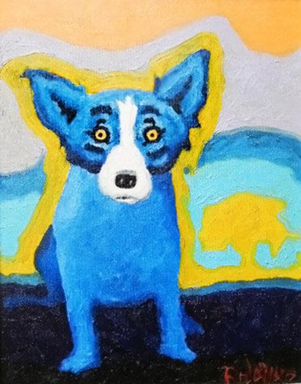 Rodrigue Blue Dog Prints For Sale
