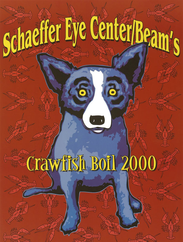 Schaeffer Eye Center/Beams Crawfish Boil 2000
