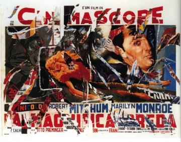 River of No Return TP (Idaho) Limited Edition Print - Mimmo Rotella
