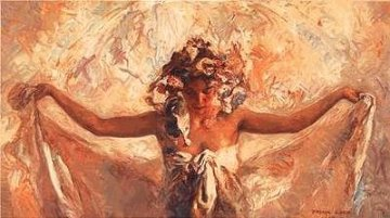 Prima Luce PP Limited Edition Print -  Royo