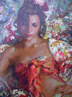 Entre Flores 1997 Limited Edition Print -  Royo