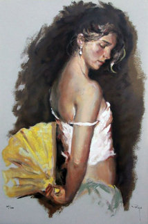 Despues del Baile Panel 2003 Limited Edition Print -  Royo