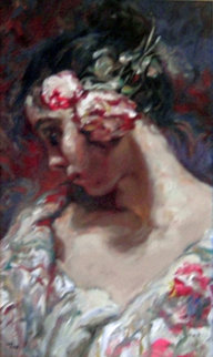Adolescencia, Estudio, La Perla on clay panel Limited Edition Print -  Royo