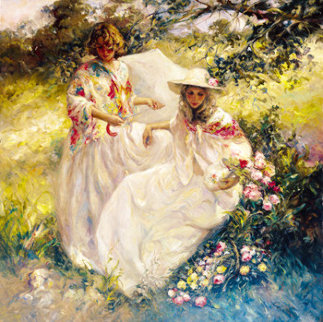 En El Campo on Panel 2002 Limited Edition Print -  Royo