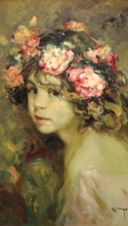 Inocencia on Panel Limited Edition Print -  Royo