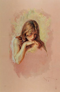 Golden Collection 1997 Limited Edition Print -  Royo