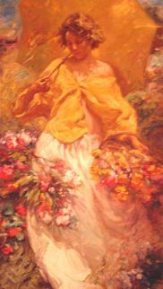 Spring Embellished 2002 Limited Edition Print -  Royo