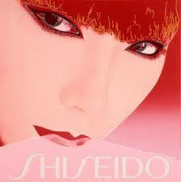 Shiseido From Homage to Warhol Suite 1989