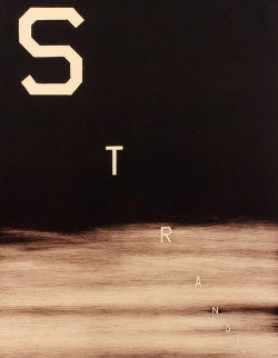 Stranger Limited Edition Print - Edward Ruscha