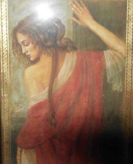 Circe Nova AP 1990 Embellished  Limited Edition Print - Tomasz Rut