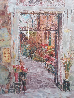 La Fioraia 1998 Limited Edition Print by Marco Sassone