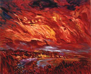 Tramonto AP 1993 Limited Edition Print - Marco Sassone