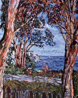 Moss Point California AP 1979 Limited Edition Print - Marco Sassone