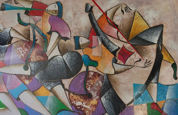Untitled Painting 2005 50x73