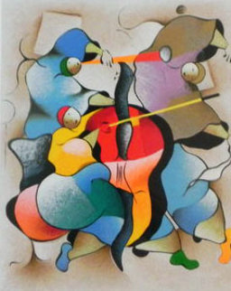 Symphony Trio 2004 Limited Edition Print - David Schluss