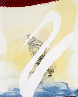 View of Dawn From the Tropics- Allen (Cordial Love) 1998 Limited Edition Print - Julian Schnabel