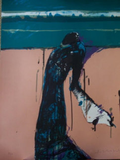 Portrait of a Dream Limited Edition Print - Fritz Scholder