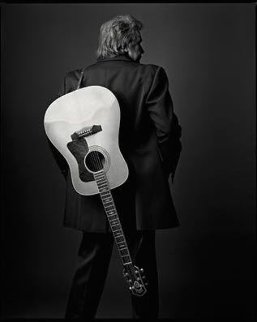 Johnny Cash, Hendersonville, Tennesee 25x32 Limited Edition Print - Mark Seliger