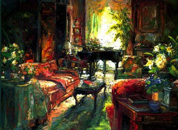 Day Room AP 2002 Limited Edition Print - Stephen Shortridge