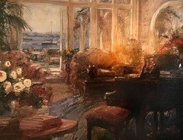 Seaside Concerto 2005   Limited Edition Print - Stephen Shortridge