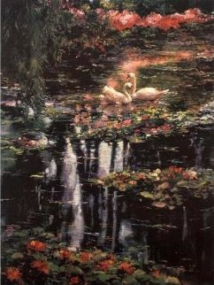 Serenity AP Limited Edition Print - Stephen Shortridge