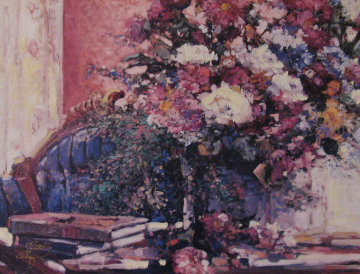 Petals and Poetry Limited Edition Print - Stephen Shortridge