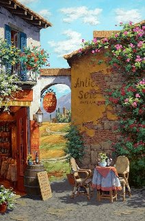 Il Giardino Toscano Embellished 2008 Limited Edition Print - Viktor Shvaiko