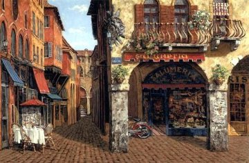 Colors of Italy 1999 Limited Edition Print - Viktor Shvaiko