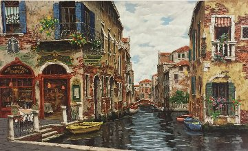 Dreams of Venice  Limited Edition Print - Viktor Shvaiko