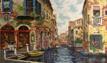 Dreams of Venice PP Limited Edition Print - Viktor Shvaiko