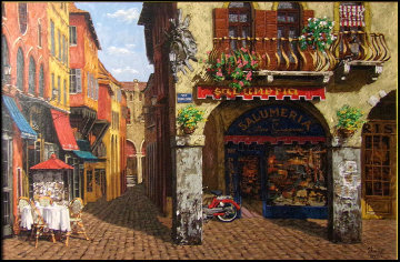 Colors of Italy PP Limited Edition Print - Viktor Shvaiko