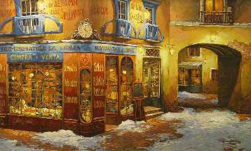 Light on the Snow PP Limited Edition Print - Viktor Shvaiko