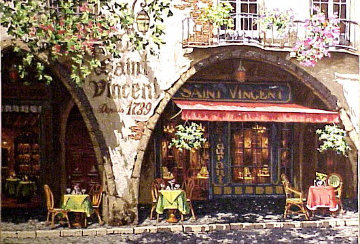 Summer in Provence 2001 Limited Edition Print - Viktor Shvaiko