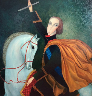 Peter the Great: The Emperor 2004 HS Limited Edition Print - Sergey Smirnov